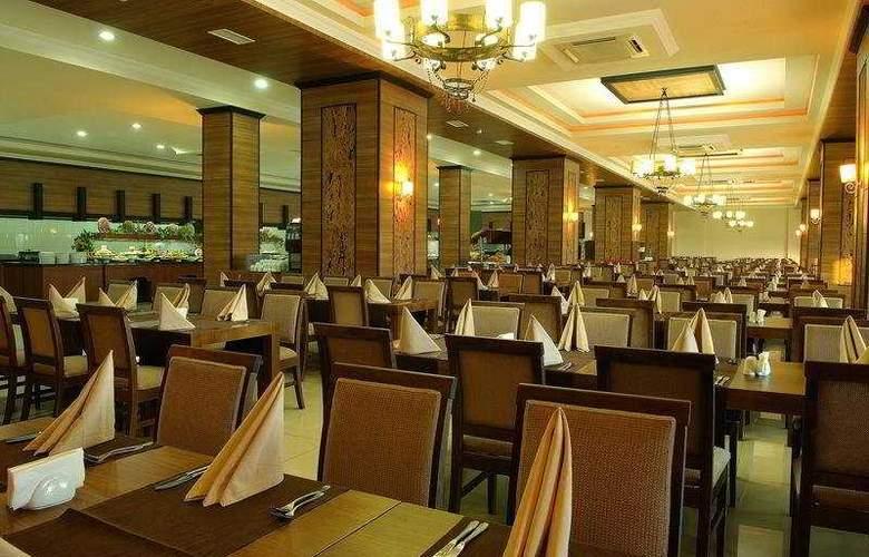 Laphetos Beach Resort & Spa - Restaurant - 8