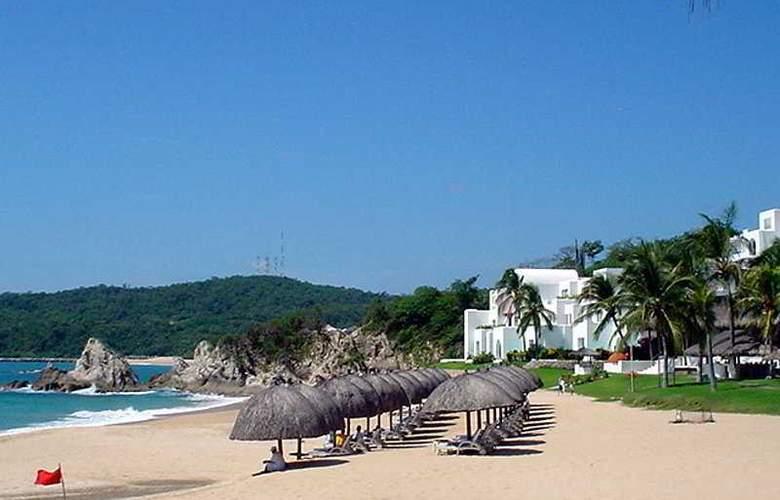 Camino Real Zaashila Huatulco - Beach - 8
