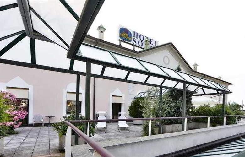 BEST WESTERN Hotel Solaf - Hotel - 18