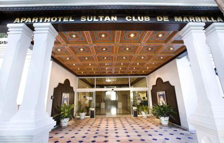 Monarque Sultan Aparthotel - Hotel - 0