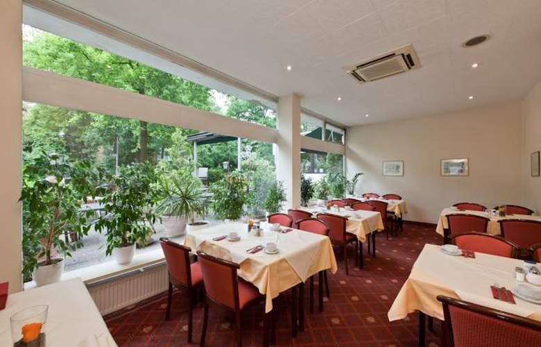 Novum Hotel Ravenna Berlin Steglitz - Restaurant - 3