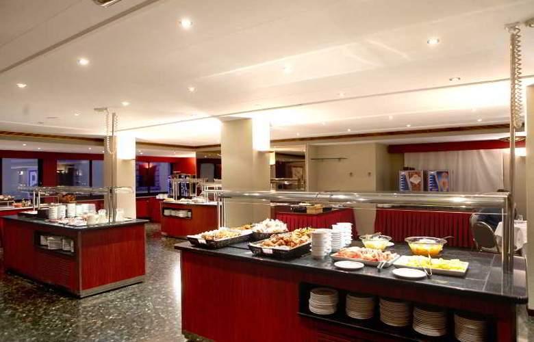 Kyriad Andorra Comtes d'Urgell - Restaurant - 23