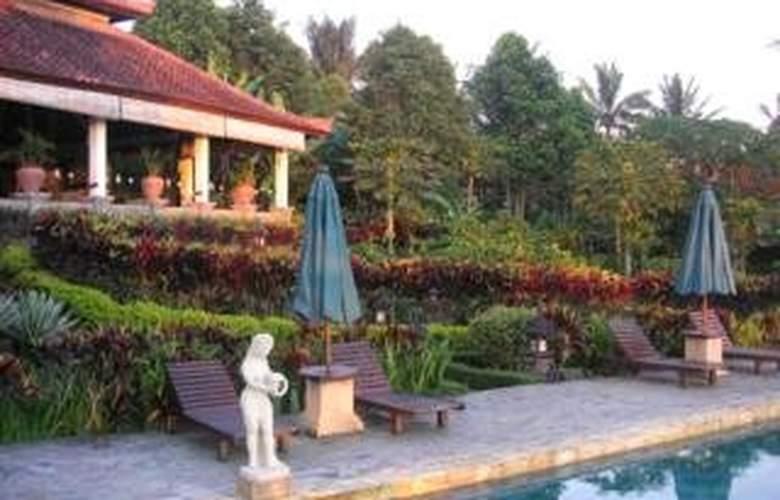Sanda Butik Villas - Pool - 2