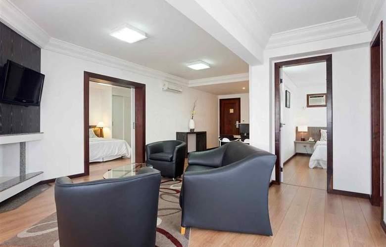Mercure Curitiba Batel - Room - 83