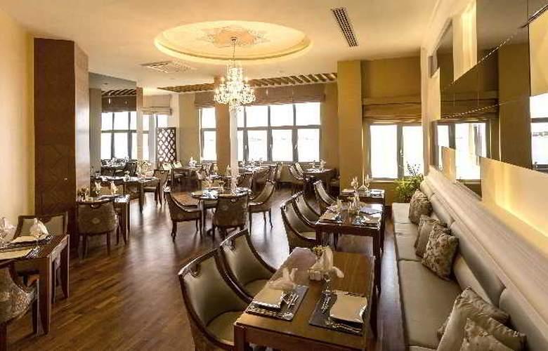Melas Resort Hotel Side - Restaurant - 20