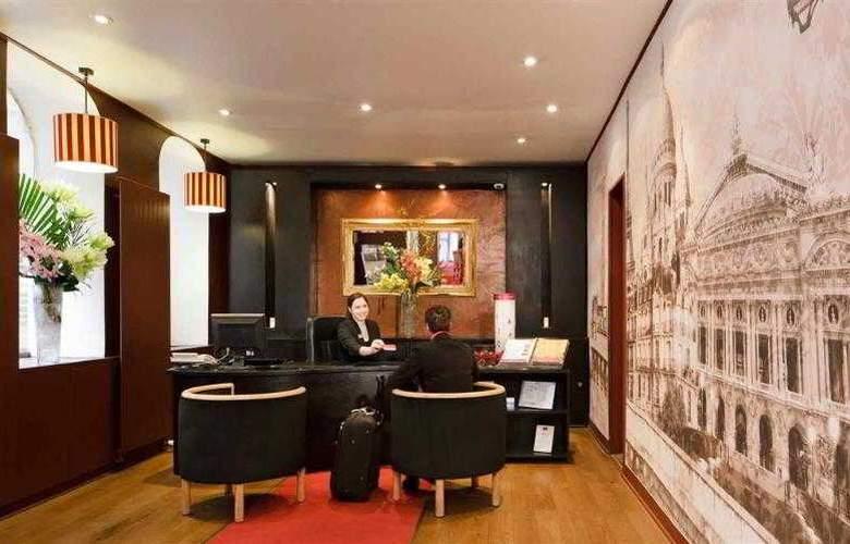 Mercure Paris Lafayette - Hotel - 17