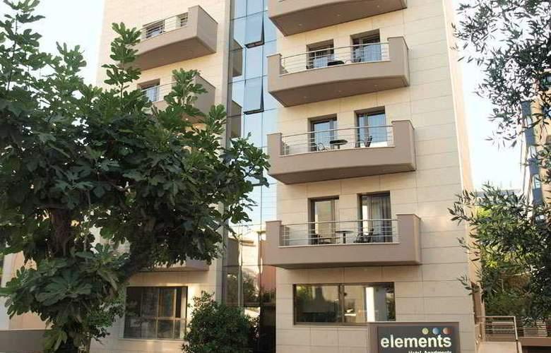 Elements Hotel & Apartments - Hotel - 0