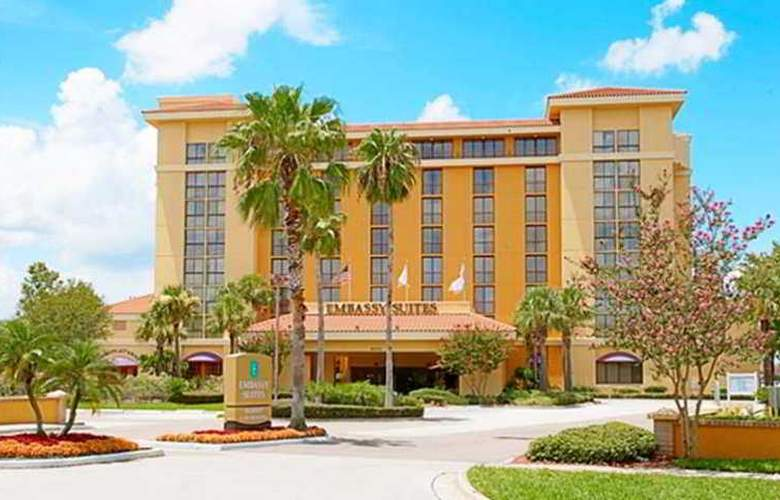 Embassy Suites by Hilton Orlando International Drive Convention Center - Hotel - 4