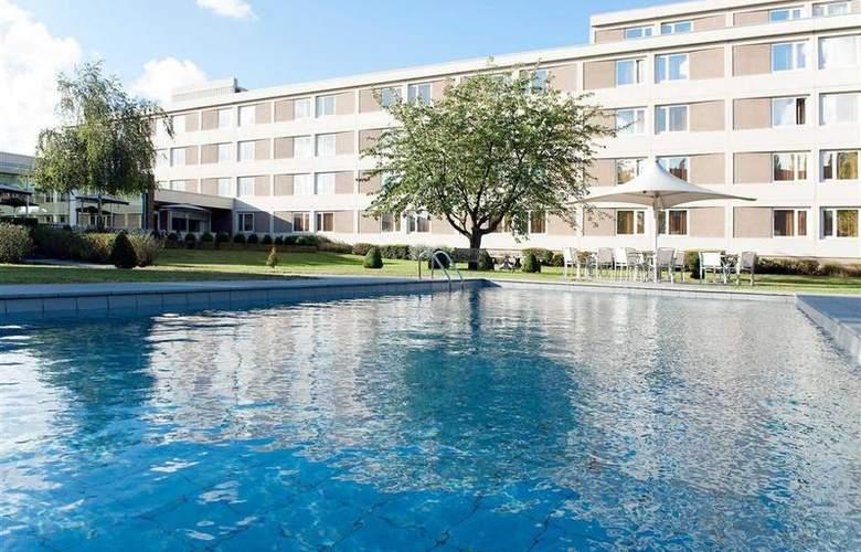 Novotel Antwerpen - Hotel - 37