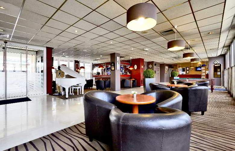 Mercure Marne La Vallee Bussy St Georges - Bar - 6