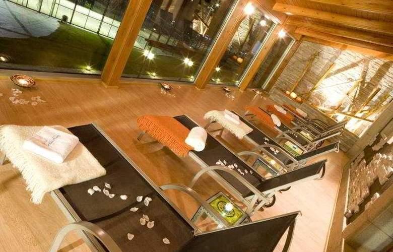 Berga Resort - The Mountain - Wellness center -SPA - Sport - 4