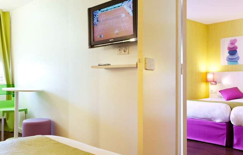 ibis Styles Paris Saint Denis Plaine - Room - 5