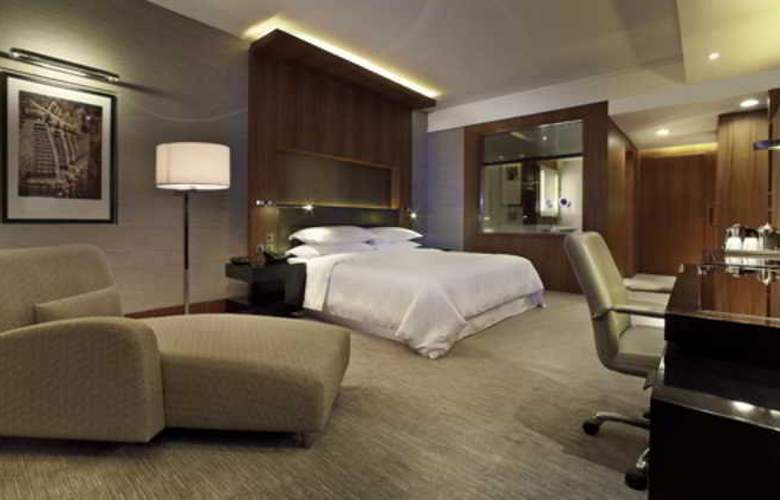 Sheraton Bangalore Hotel At Brigade Gateway - Room - 7