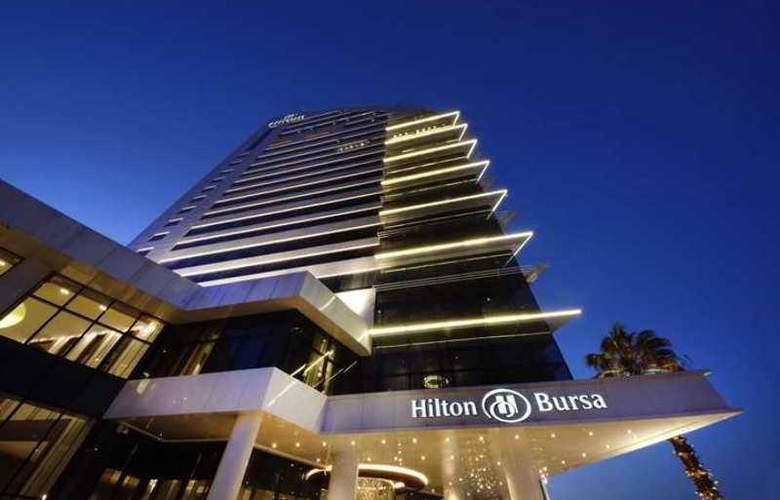 Hilton Bursa Convention Centre & Spa - Hotel - 0