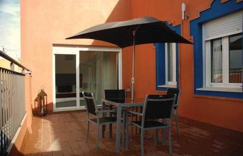 Apartamentos Metrópolis Sevilla - Terrace - 6