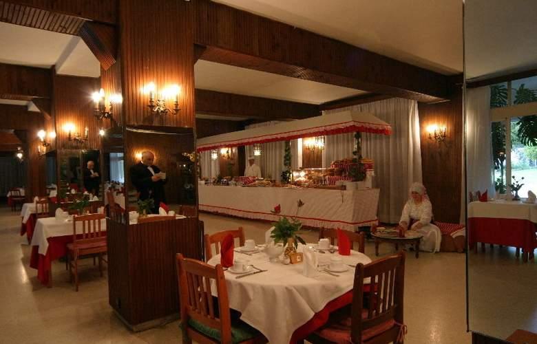 Chellah - Restaurant - 8