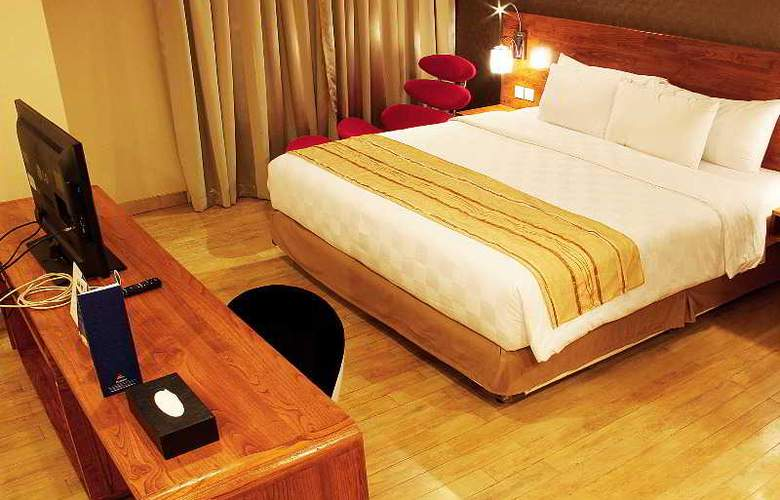 Hariston Hotel & Suites - Room - 17