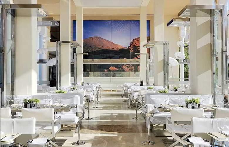 RedLevel Gran Meliá Palacio de Isora - Solo Adultos - Restaurant - 5