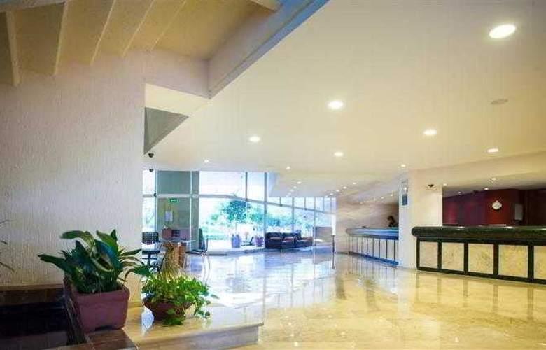 Best Western Plus Gran Morelia - Hotel - 81