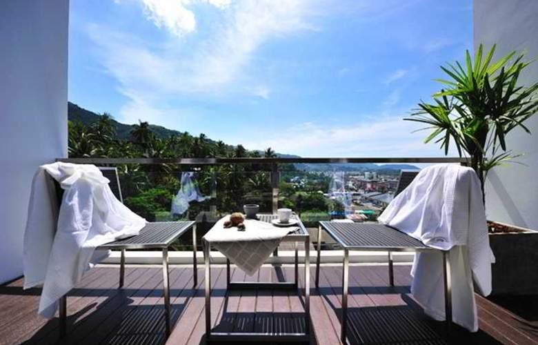 Lae Lay Suites - Terrace - 10