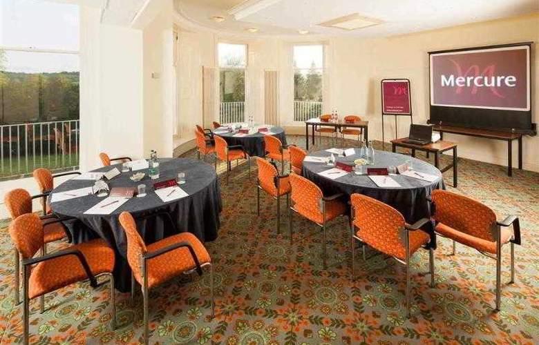 Mercure Gloucester Bowden Hall - Hotel - 4