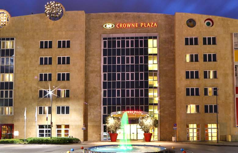Crowne Plaza Padova - Hotel - 0