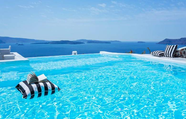 Canaves Oia - Pool - 7