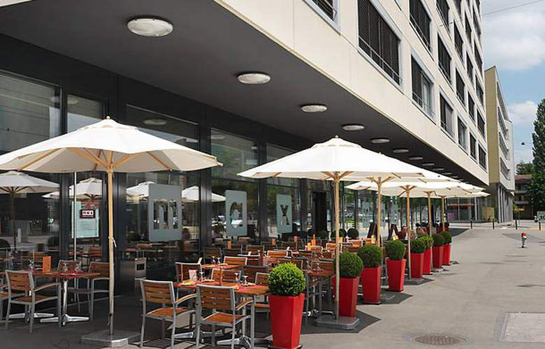Courtyard by Marriott Zurich North - Terrace - 9
