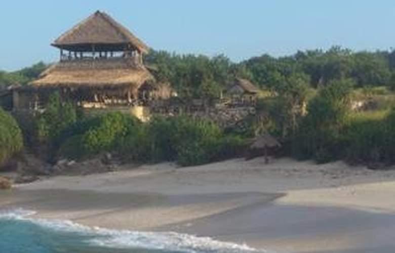 Dream Beach Hut's - Hotel - 0