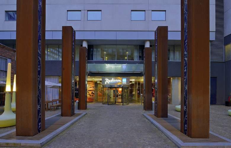 Radisson Blu Liverpool - Hotel - 3