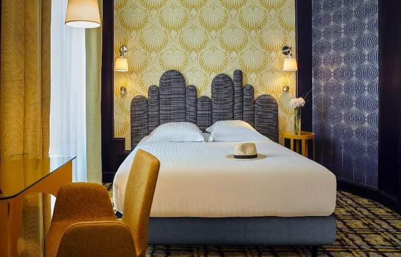 New Hotel du Midi - Room - 15