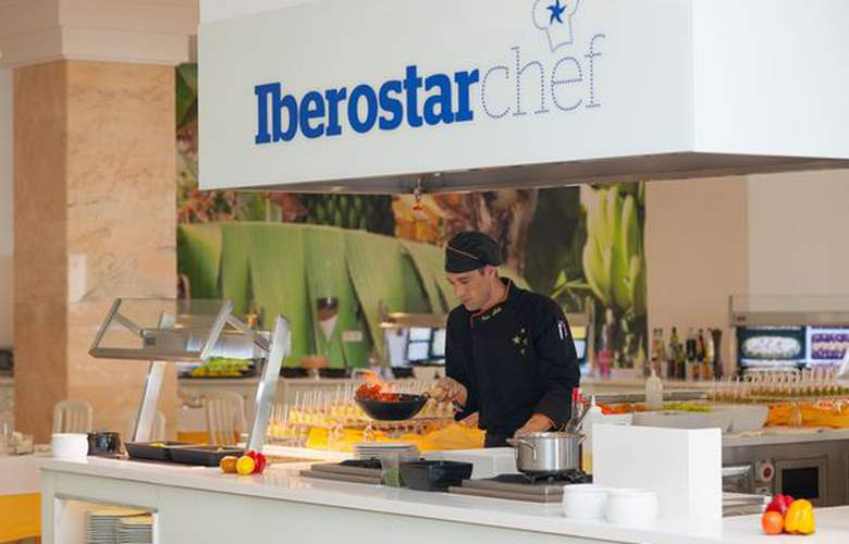 Iberostar Bouganville Playa - Restaurant - 40