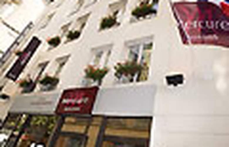 Mercure Paris Boulevard Magenta - Hotel - 0