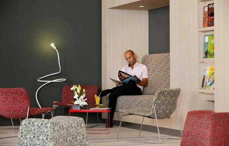 Novotel Saclay - Hotel - 8