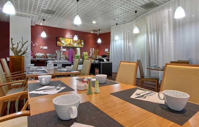 Novotel Paris 13 Porte d'Italie - Restaurant - 75