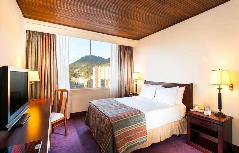 Dann Avenida 19 Bogotá - Room - 15