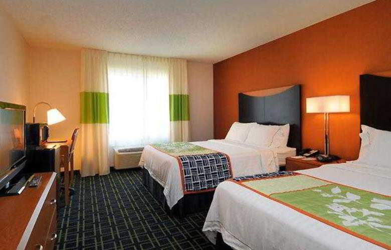 Fairfield Inn & Suites Frederick - Hotel - 9