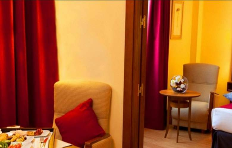 Vincci Ciudad de Salamanca - Room - 12