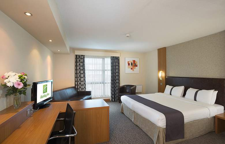 Holiday Inn Manchester Central Park West - Room - 11