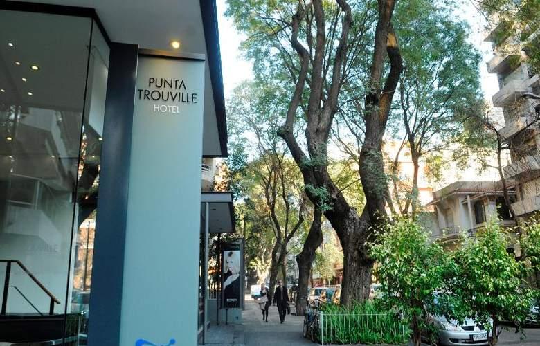 Punta Trouville Apart - Hotel - 14
