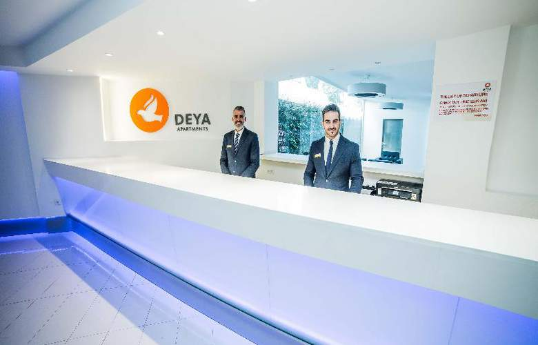 Deya (Hotel 3* - Apartamentos 2 LL) - General - 1