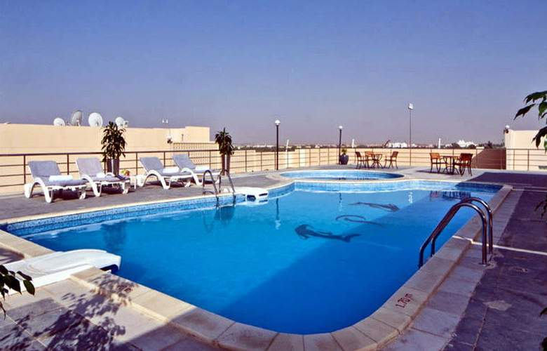City Seasons Al Ain - Pool - 3