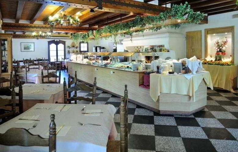 Medplaya San Eloy - Restaurant - 11