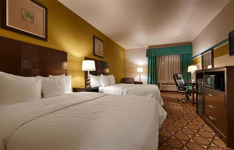 Best Western Douglas Inn & Suites - Room - 13