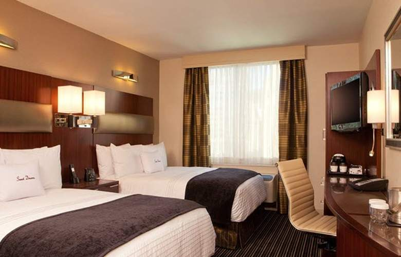Doubletree by Hilton Hotel NYC Financial District - Room - 10