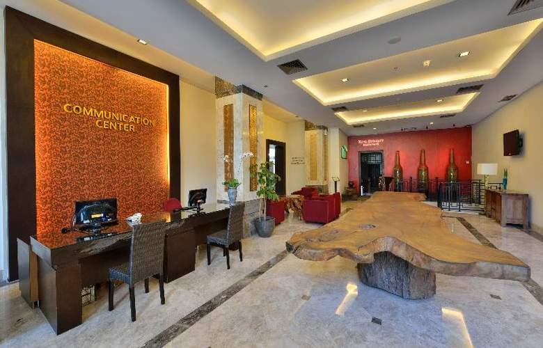 Carrcadin Hotel Bandung - General - 10