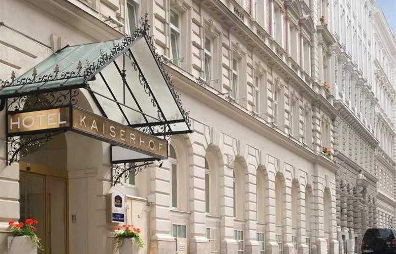 Kaiserhof Wien - Hotel - 80