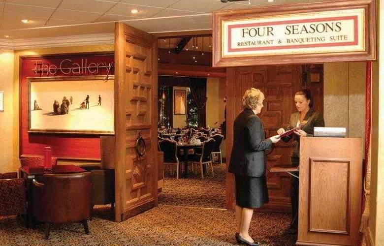 Best Western Premier Leyland - Hotel - 16