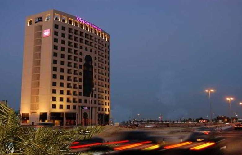 Mercure Grand Hotel Seef, All Suites - Hotel - 2