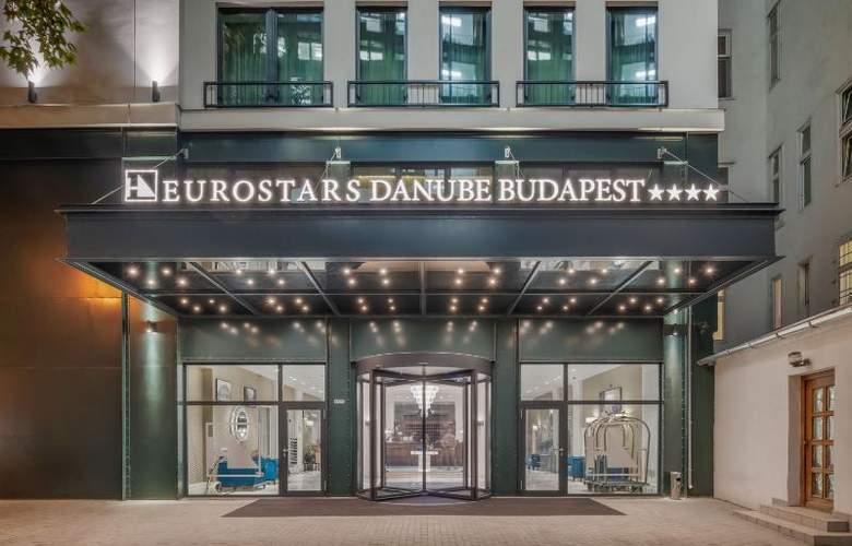 Eurostars Danube Budapest - Hotel - 5